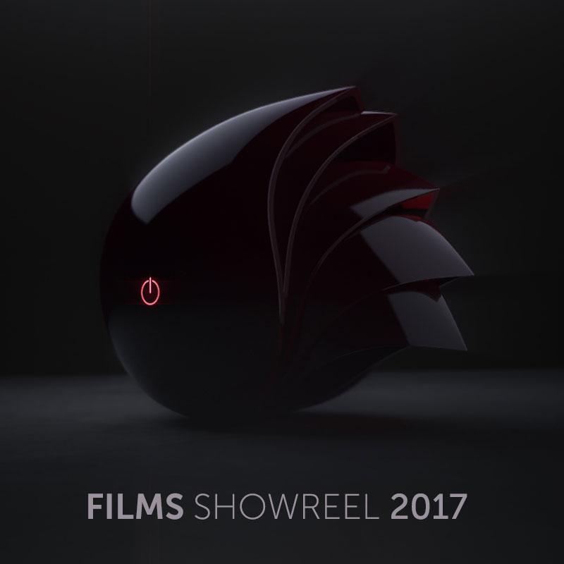 FILMS & ANIM SHOWREEL 2017